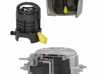 Waste water pumps.  Saniflo submersible and under ground pump range